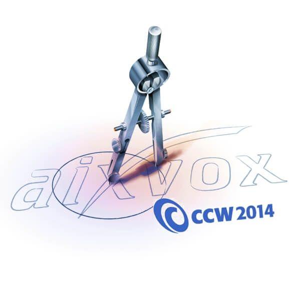 Kommunikations-Architekten auf der CCW 2014