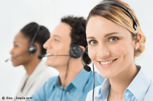 Contactcenter-agents