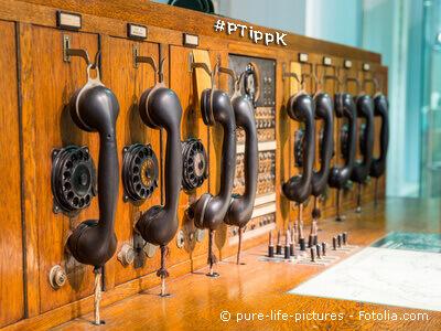 Sanfte Migration von PBX zu Lync - alte Telefonanlage
