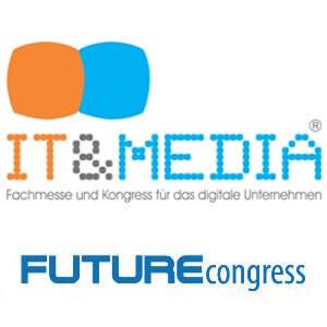 FUTUREcongress 2015 mit IT&Media - Ein Starkes Duo