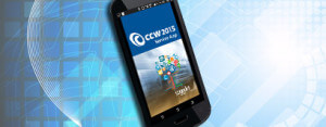 Messe-App zur CCW 2015