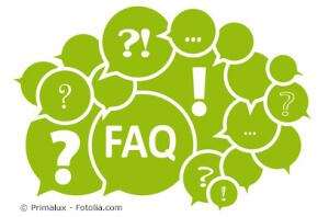 Was sind FAQs?