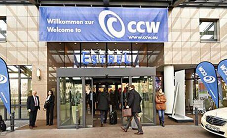 CCW 2015 – Die Kongressmesse für Kommunikation