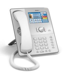 VoIP-Telefonie mit snom