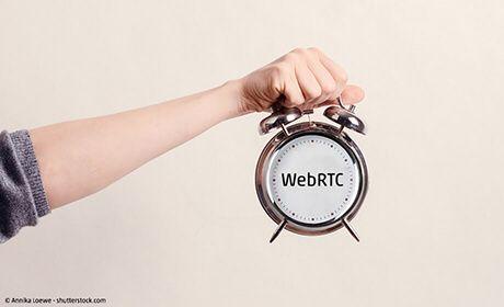 Die Zeit ist reif für WebRTC (Interview)