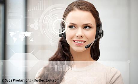 Lösung für komplexe Contactcenter