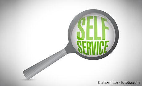 Self-Service-Lösungen verbessern den Kundendienst