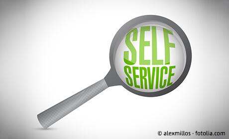 Self-Service-Lösungen