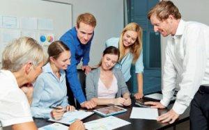 Umsetzung von Veränderungen im Unternehmenskontext