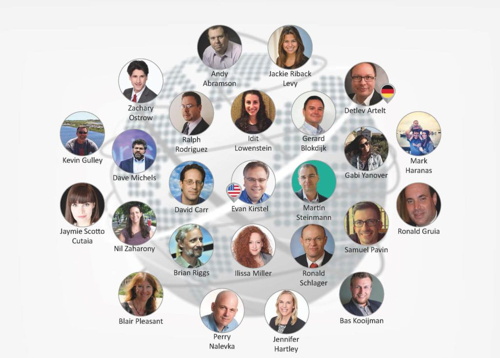 Mitels Top 25 Influencer im Bereich Unified Communications