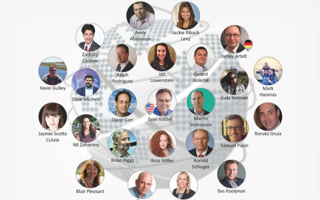 Top 25 Influencer im Bereich Unified Communications