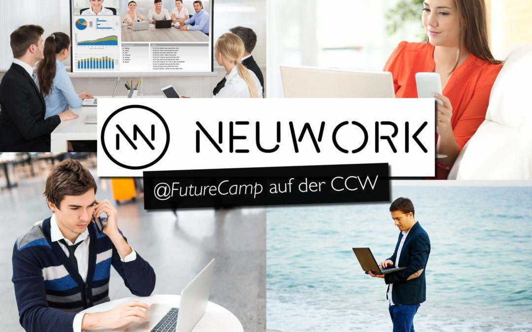Neuwork im Future Camp – Zusammenarbeit LIVE erleben