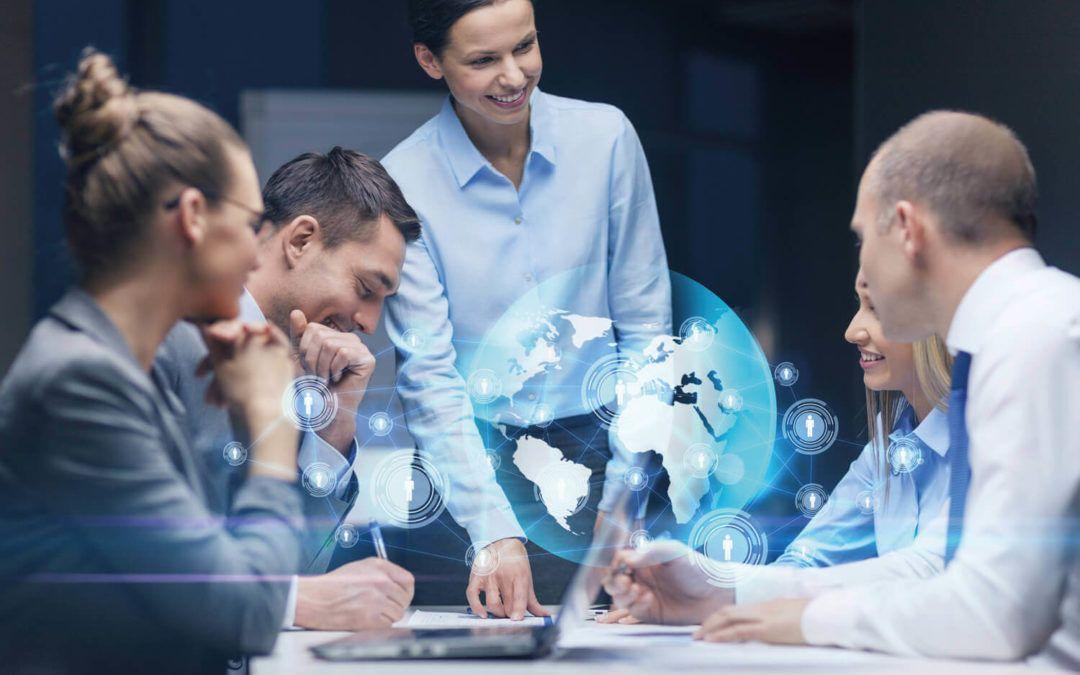 Arbeit, Kommunikation & Unternehmen im Wandel