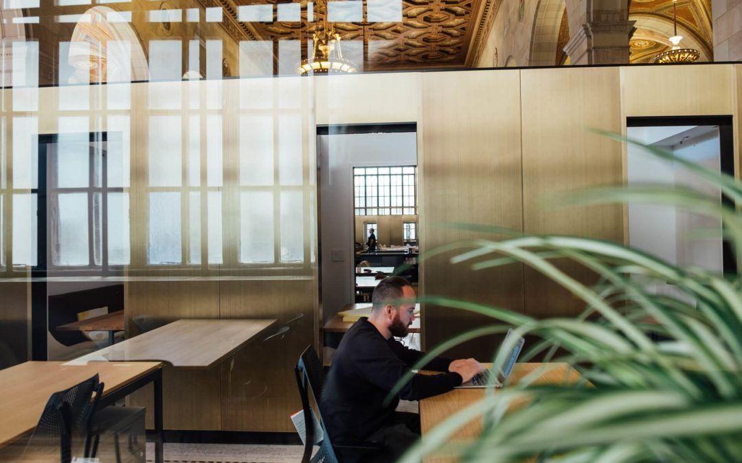 Arbeitsplatz der Zukunft, der Social Worker und S4B als Kommunikationstool