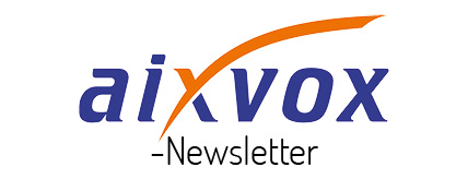 Speaking is sooooo much easier than typing – aixvox @ Mobile Voice Conference