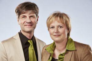 Sandra und Michael Stüve