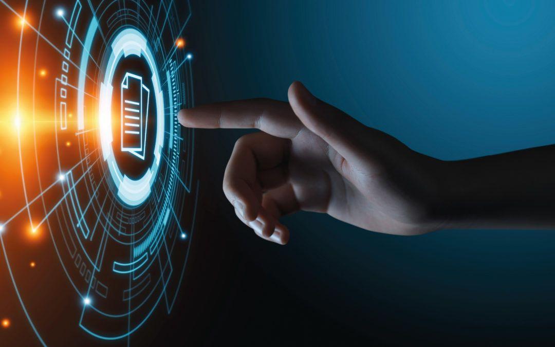 Sicher durch Verschlüsselung und Blockchain-Technologie