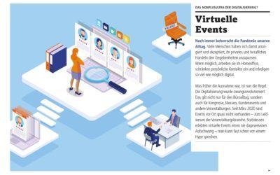 Virtuelle Events – das Nonplusultra der Digitalisierung?