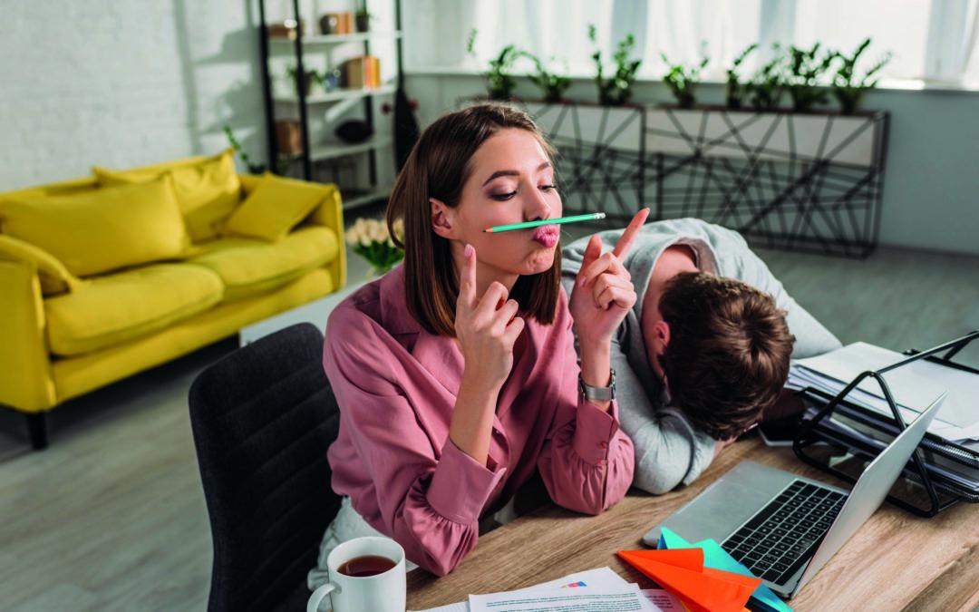 Homeoffice als Herausforderung für das Selbstmanagement
