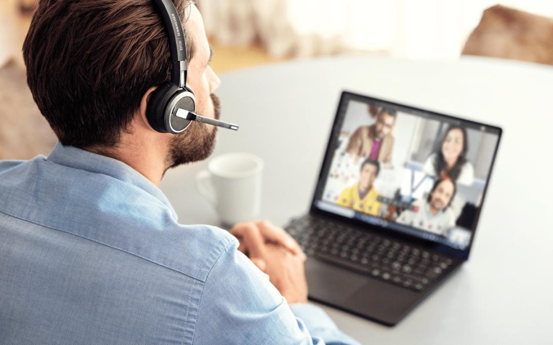 Audiolösungen für die digitale Arbeitswelt