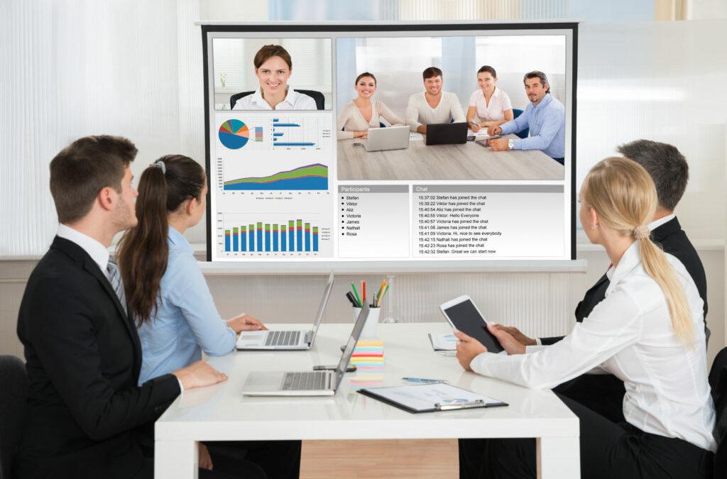 Active Working Spaces- Av-Collaboration für eine effektive und erfolgreiche Zusammenarbeit