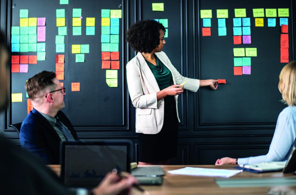 Virtuelles Führen                                   6 Aspekte und Tipps für die erfolgreiche Umsetzung in Ihrem Unternehmen